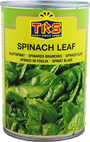 TRS Leaf Spinach 380g