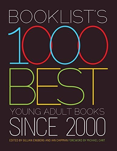 Booklist's 1000 Best Young Adult Books since 2000 by Booklist, Gillian Engberg, Ian Chipman, Michael Cart (2014) Paperback