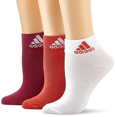 adidas per Ankle T 3PP - Chaussettes Courts pour Unisex