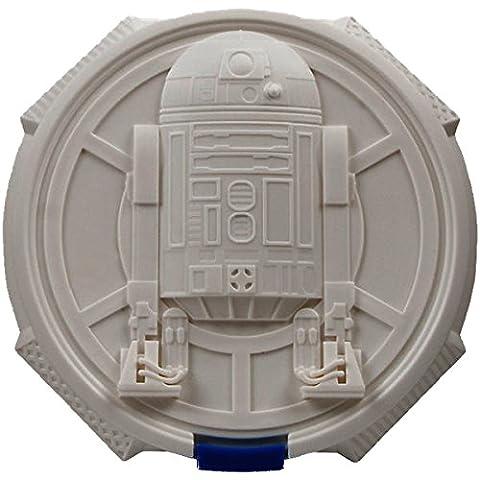 Star Wars 30200002R2D2Lunchbox Kunststoff weiß