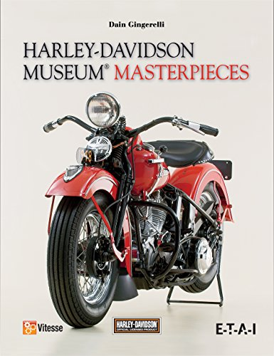 Harley Davidson Museum, chefs-d'oeuvre