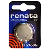 Renata CR 2450 Lithium N 3V