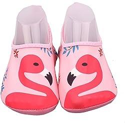 ABClothing Enfants Chaussures Pieds Nus Chaussures à Eau Rapide Mutifunctional Aqua Chaussettes pour Plage Piscine Surf Chaussures Petits Enfants 30-31 EU / 11.5-12 UK