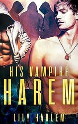 His Vampire Harem: Harem Paranormal Romance (Gay)