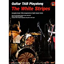 """The White Stripes"" Guitar Anthology: (Guitar Tab)"
