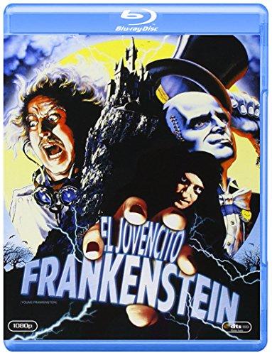 El jovencito Frankenstein [Blu-ray] 51HLGKjQ4ZL