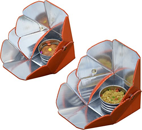 Ecoo - DIY Educational Solar Toy Cooker