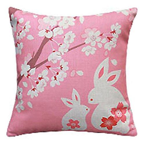 Black Temptation Style Japonais Coussin d'oreiller Confortable pour la Maison/Sushi Restaurant 45x45cm -A5