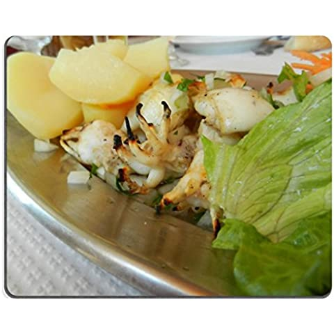Jun XT Mousepad palomitas de maíz candy alimentos dulces caucho Natural Material imagen 463659