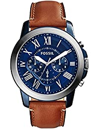 fossil watches amazon co uk fossil men s watch fs5151