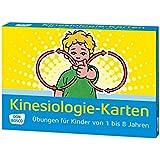 Kinesiologiekarten - Übungen für Kinder von 1 bis 8 Jahren