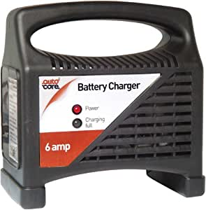 Autocare ABC006 Battery Charger, 6 A