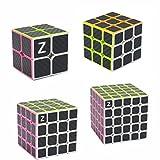 Die besten 4x4 Rubiks Würfel - HJXDtech- ZCUBE Neuer Zauberwürfel 2x2x2 3x3x3 4x4x4 5x5x5 Bewertungen
