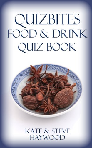 The Quizbites Food & Drink Quiz Book