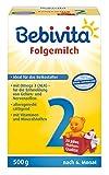 Bebivita 2 Folgemilch, 4er Pack (4 x 500 g)
