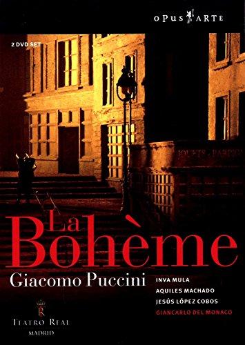 Giacomo Puccini - La Bohème [2 DVDs]