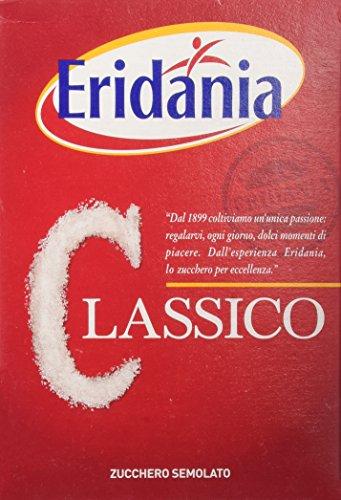 Eridania Zucchero Classico - 5 pezzi da 1 kg [5 kg]