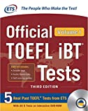Official TOEFL iBT Tests with Audio: Educational Testing Service - Educational Testing Service