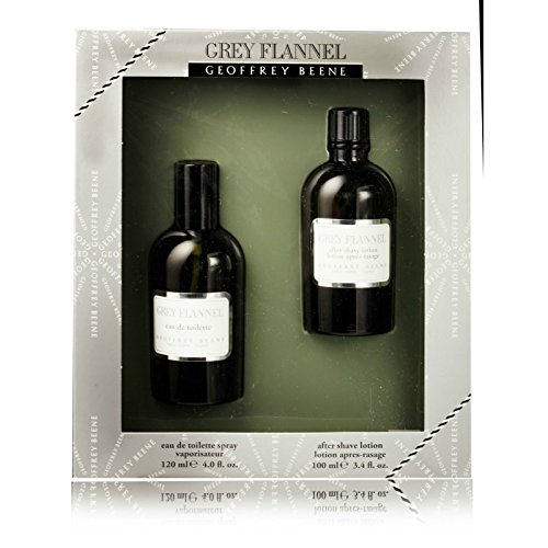 Geoffrey Beene - Grey Flannel - Eau De Toilette 120ml 4.0fl.oz + Aftershave