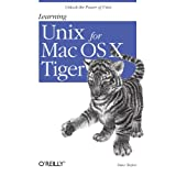 Learning Unix for Mac OS X Tiger.