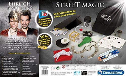 Clementoni-590490-Street-Magic