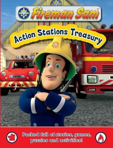 Fireman Sama action stations treasury.