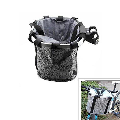 DAN SPEED Wasserdicht Fahrradkorb Aluminiumrahmen #2