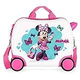 Petite valise Enfant porteur Minnie Good Mood