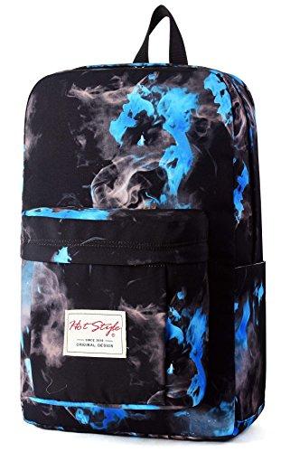 Imagen de hotstyle hoppor fuego  escolar 24l  impermeable para portatil de 15 inch  azul