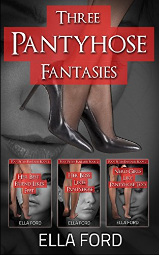 Fantasy-garter (Three Pantyhose Fantasies (English Edition))
