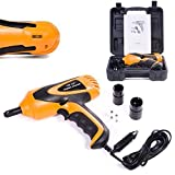 12v Impact Wrench Battery Electric Air Tool **Most Powerful on Amazon**
