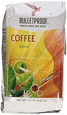 Bulletproof - Upgraded ground coffee- 340g/12oz (single)