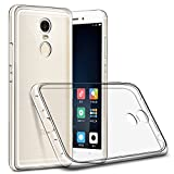 Febelo Premium Quality Ultra Thin Transparent Exclusive Soft Back Cover for Xiaomi Redmi Note 4