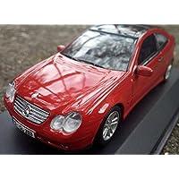 Minichamps 1/43 Mercedes C Class Sport Coupé 2001
