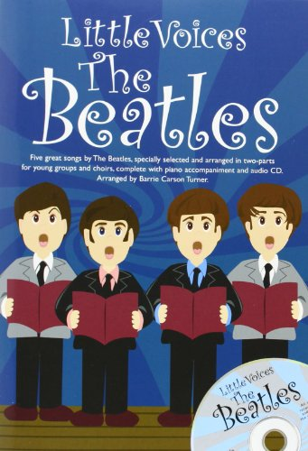 Little Voices - the Beatles (Book & CD)