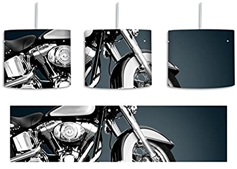 Motorrad Not only a bike inkl. Lampenfassung E27, Lampe mit