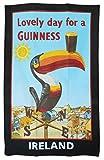 Guinness Cotton Toucan Tea Towel