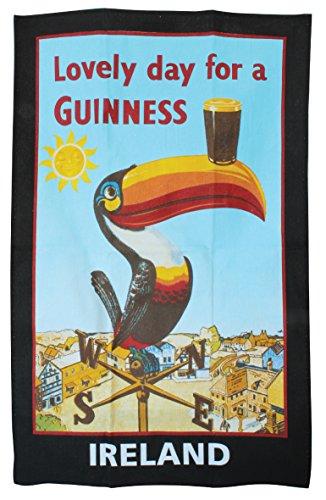 guinness-cotton-toucan-tea-towel