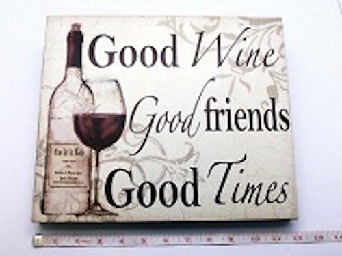 Buon Vino, buoni amici, buon Targa volte/ - Buon Vino