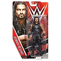 UFFICIALE MATTEL WWE BASE SERIE 66 ROMANA Reigns ACTION FIGURE - Nuovissime in scatola