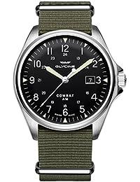 GLYCINE COMBAT 6 VINTAGE relojes hombre 3890.191AT.TB2