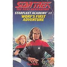 Starfleet Academy: Worf's First Adventure No. 1 (Star Trek: The Next Generation)