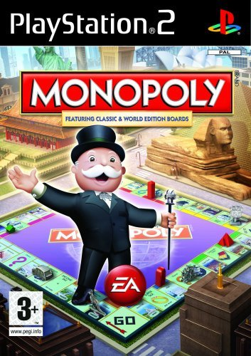 Monopoly (PS2) by Electronic Arts