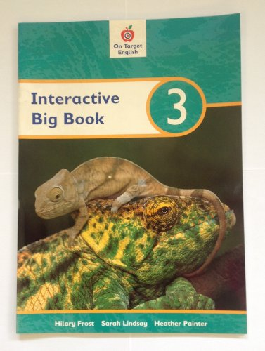 On Target English Big Book 3 Paper: Big Book Bk. 3