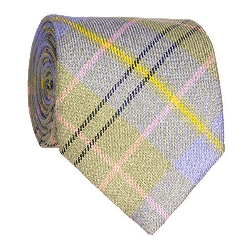 Lochcarron Tartan Reiver Tie Taylor Ancient
