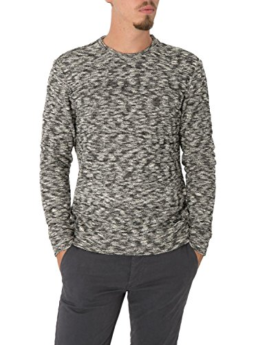 ONLY & SONS - Homme col rond pull felicito Noir