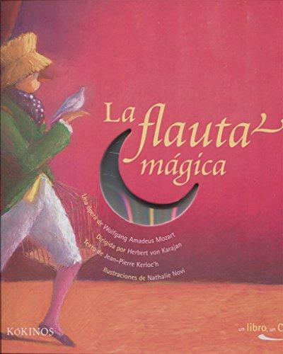 La flauta mágica ( + CD) (Un libro, un cd) por Jean Pierre Kerloc'h