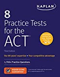 Act Prep Books Review and Comparison