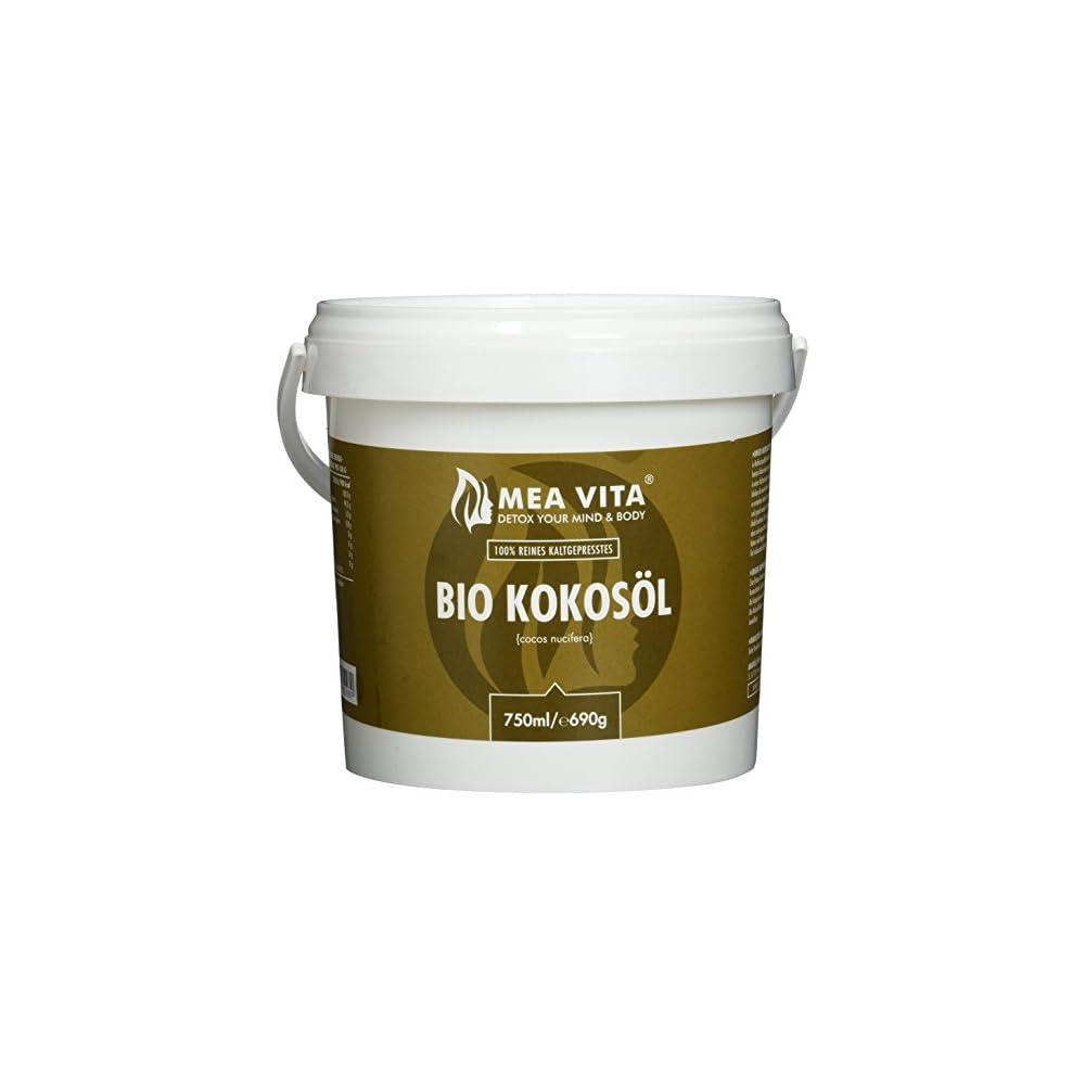 Meavita Bio Kokosl Nativ 1er Pack 1 X 750 Ml Im Eimer