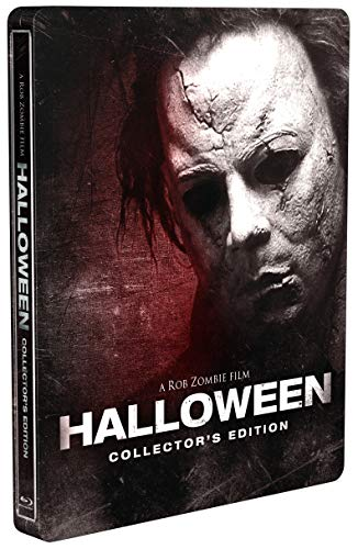 Halloween Collector's Edition Steelbook [Blu-ray]